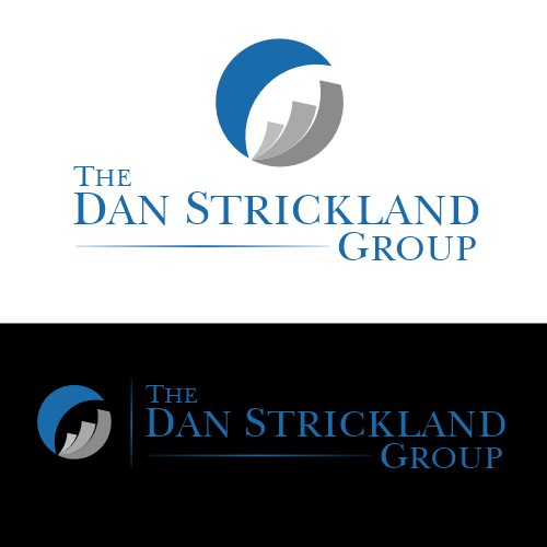 Logo Design by Private User - Entry No. 358 in the Logo Design Contest Creative Logo Design for The Dan Strickland Group.