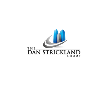 Logo Design by Private User - Entry No. 362 in the Logo Design Contest Creative Logo Design for The Dan Strickland Group.