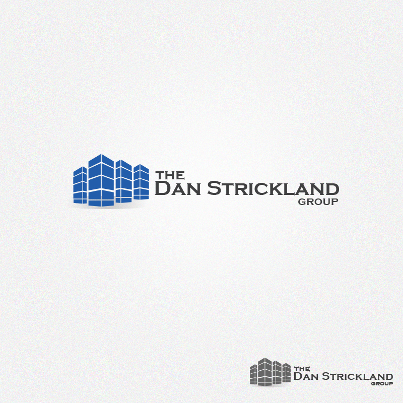 Logo Design by rockpinoy - Entry No. 363 in the Logo Design Contest Creative Logo Design for The Dan Strickland Group.