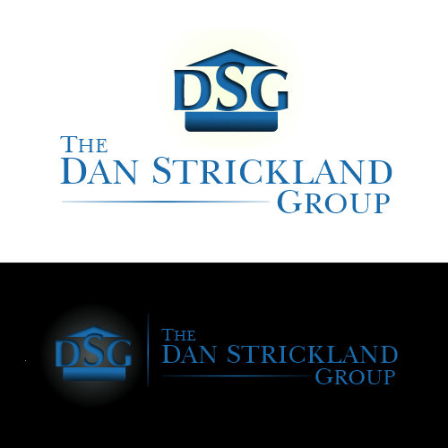 Logo Design by Private User - Entry No. 364 in the Logo Design Contest Creative Logo Design for The Dan Strickland Group.