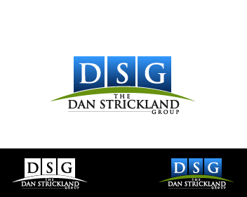 Logo Design by Private User - Entry No. 366 in the Logo Design Contest Creative Logo Design for The Dan Strickland Group.