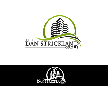 Logo Design by Private User - Entry No. 368 in the Logo Design Contest Creative Logo Design for The Dan Strickland Group.