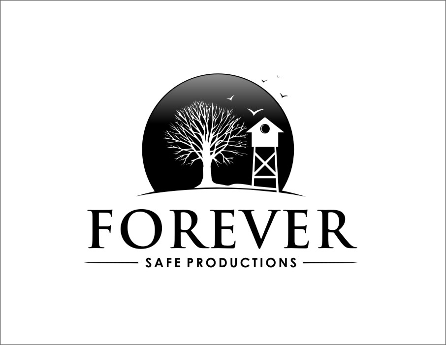 Logo Design by RasYa Muhammad Athaya - Entry No. 17 in the Logo Design Contest Inspiring Logo Design for Forever Safe Productions.