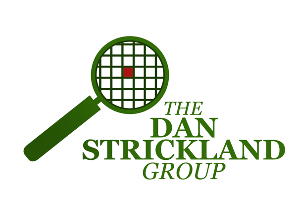 Logo Design by JaroslavProcka - Entry No. 371 in the Logo Design Contest Creative Logo Design for The Dan Strickland Group.
