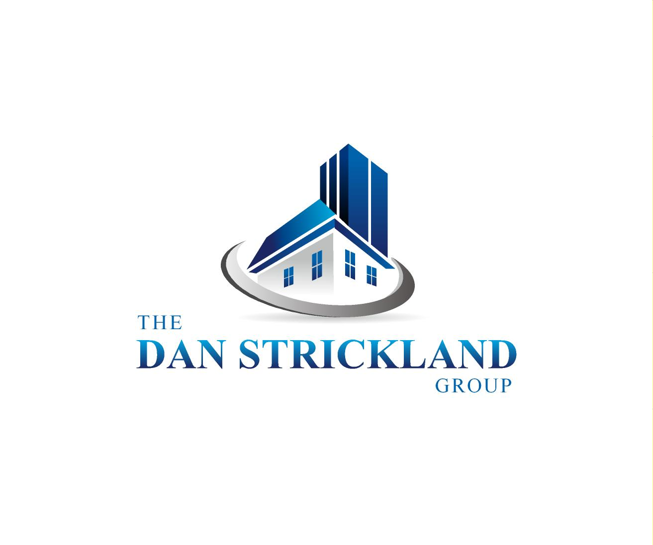 Logo Design by ZAYYADI AHMAD - Entry No. 374 in the Logo Design Contest Creative Logo Design for The Dan Strickland Group.