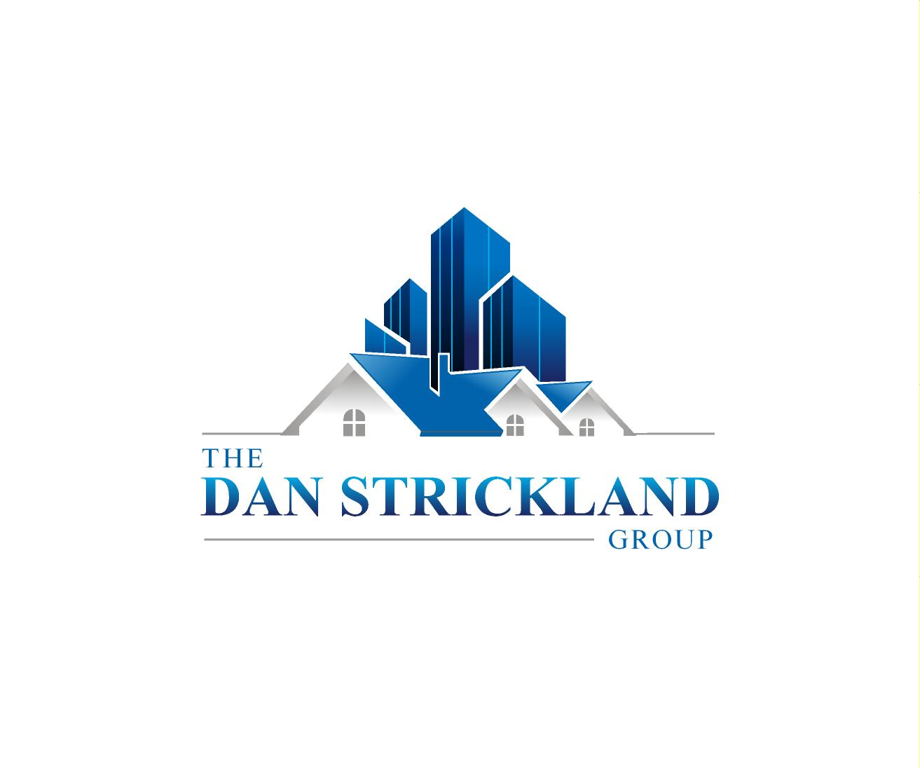 Logo Design by ZAYYADI AHMAD - Entry No. 375 in the Logo Design Contest Creative Logo Design for The Dan Strickland Group.