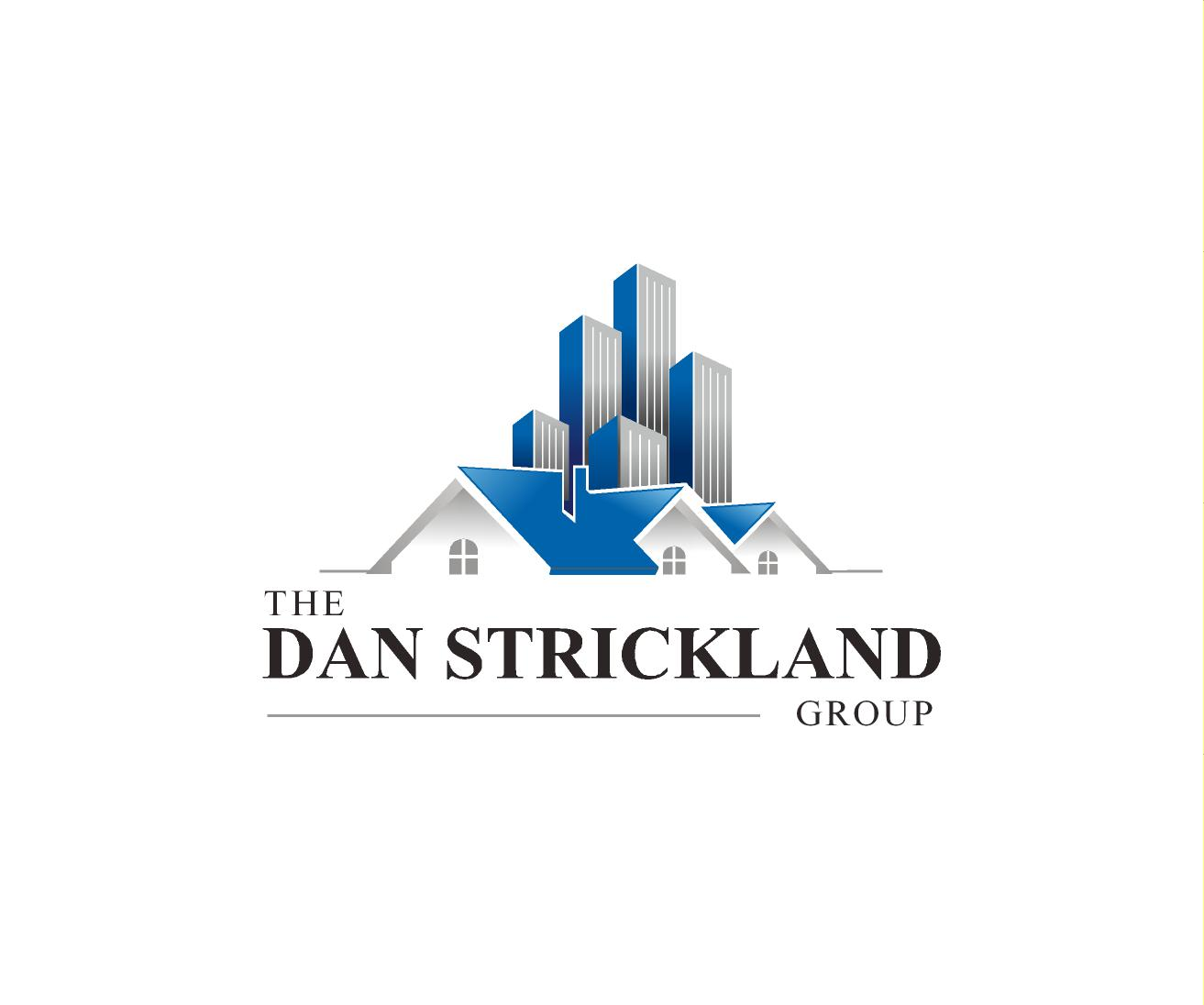 Logo Design by ZAYYADI AHMAD - Entry No. 378 in the Logo Design Contest Creative Logo Design for The Dan Strickland Group.