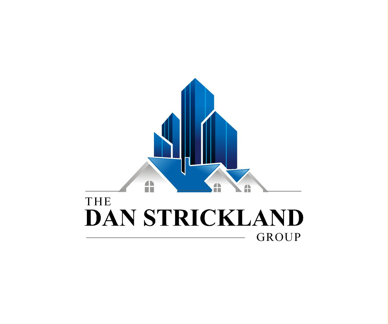 Logo Design by ZAYYADI AHMAD - Entry No. 379 in the Logo Design Contest Creative Logo Design for The Dan Strickland Group.