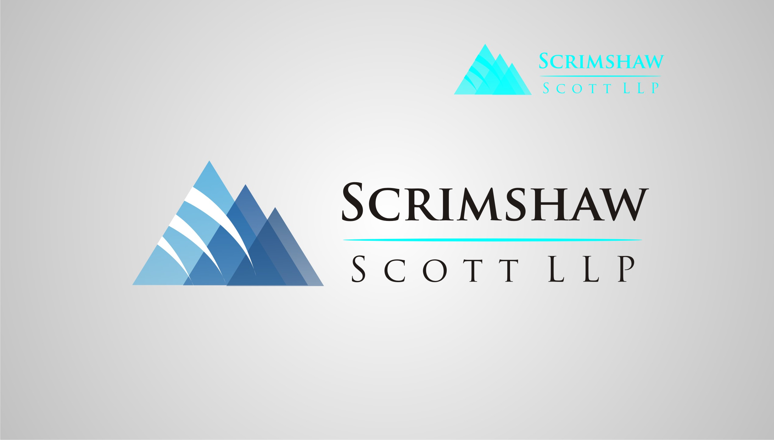 Logo Design by Gaber Barabaraberebere - Entry No. 52 in the Logo Design Contest Creative Logo Design for Scrimshaw Scott LLP.