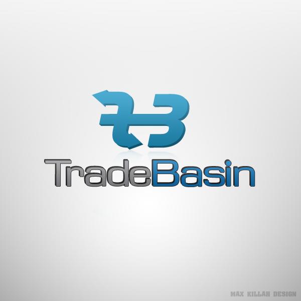 Logo Design by Max-Killah - Entry No. 132 in the Logo Design Contest TradeBasin.