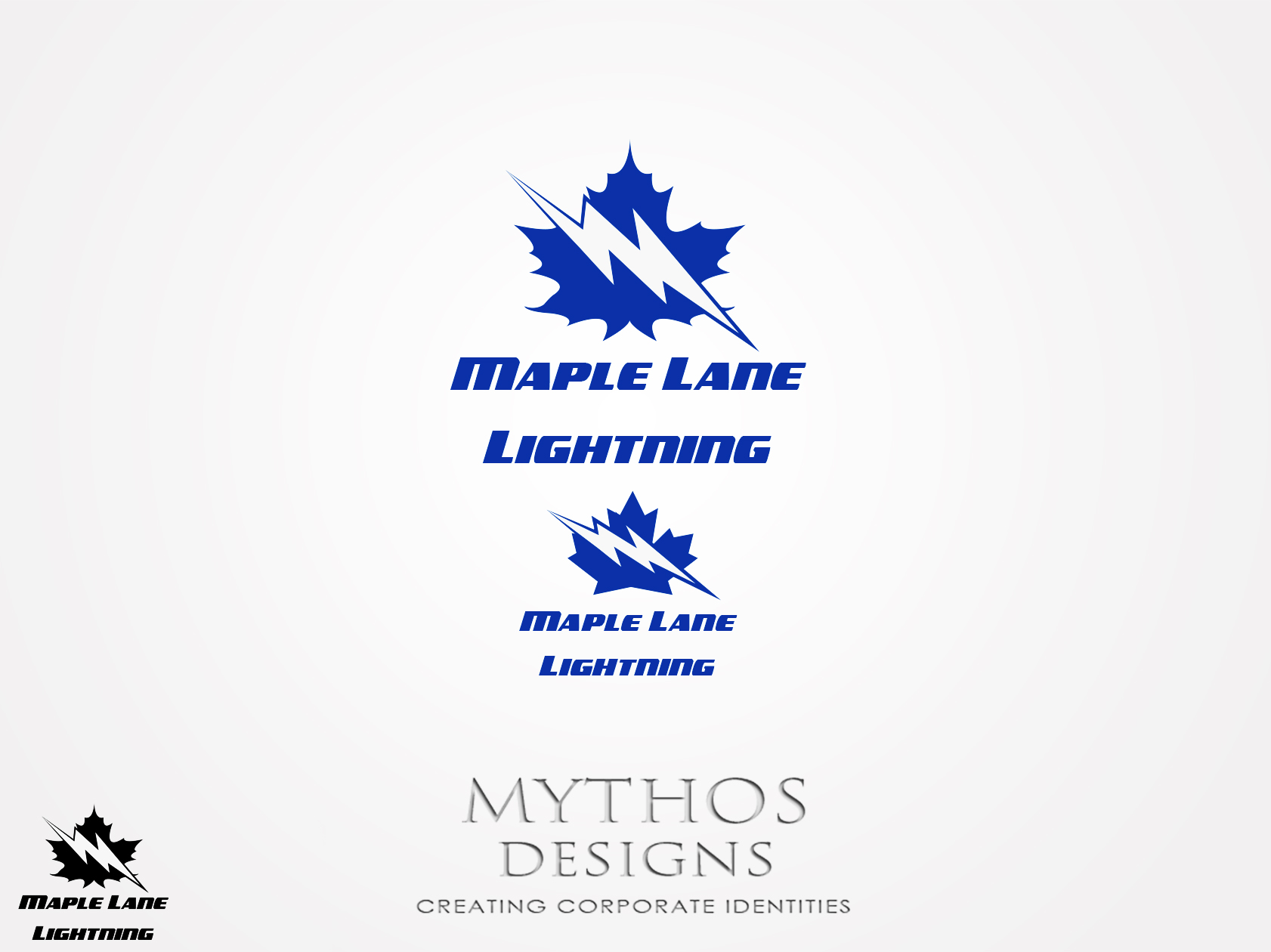 Logo Design by Mythos Designs - Entry No. 8 in the Logo Design Contest Maple Lane Logo Design.