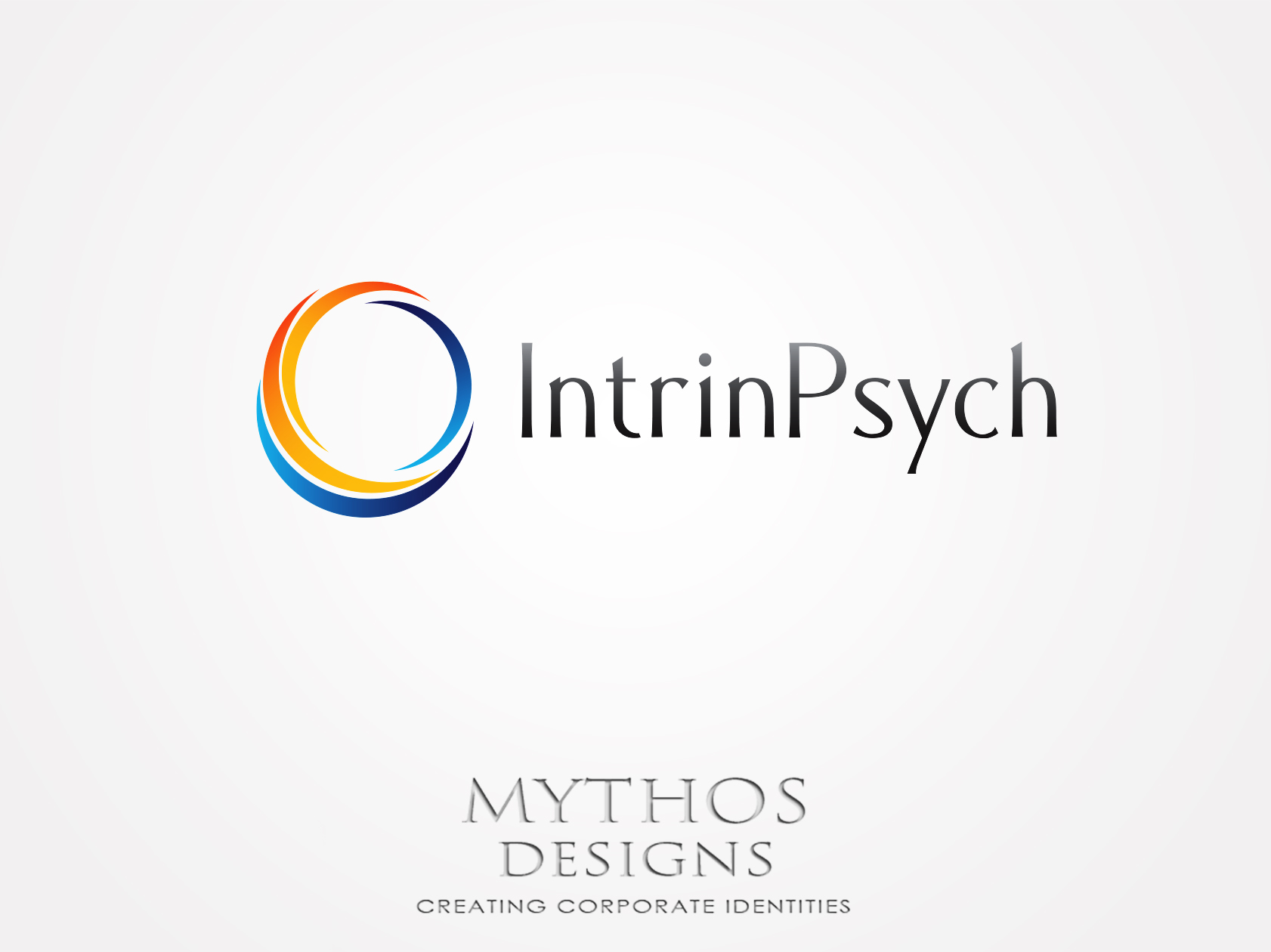 Logo Design by Mythos Designs - Entry No. 42 in the Logo Design Contest New Logo Design for IntrinPsych.