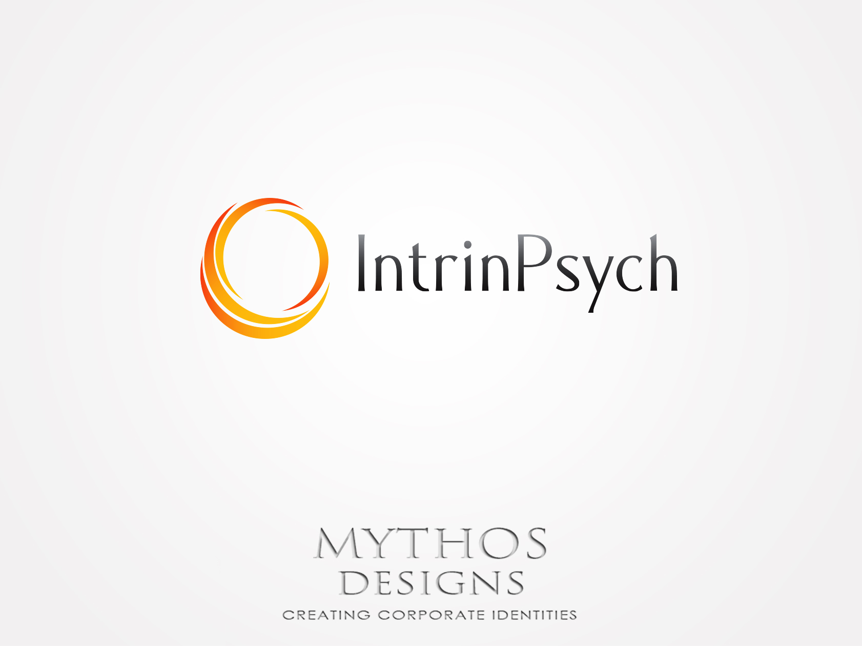 Logo Design by Mythos Designs - Entry No. 43 in the Logo Design Contest New Logo Design for IntrinPsych.