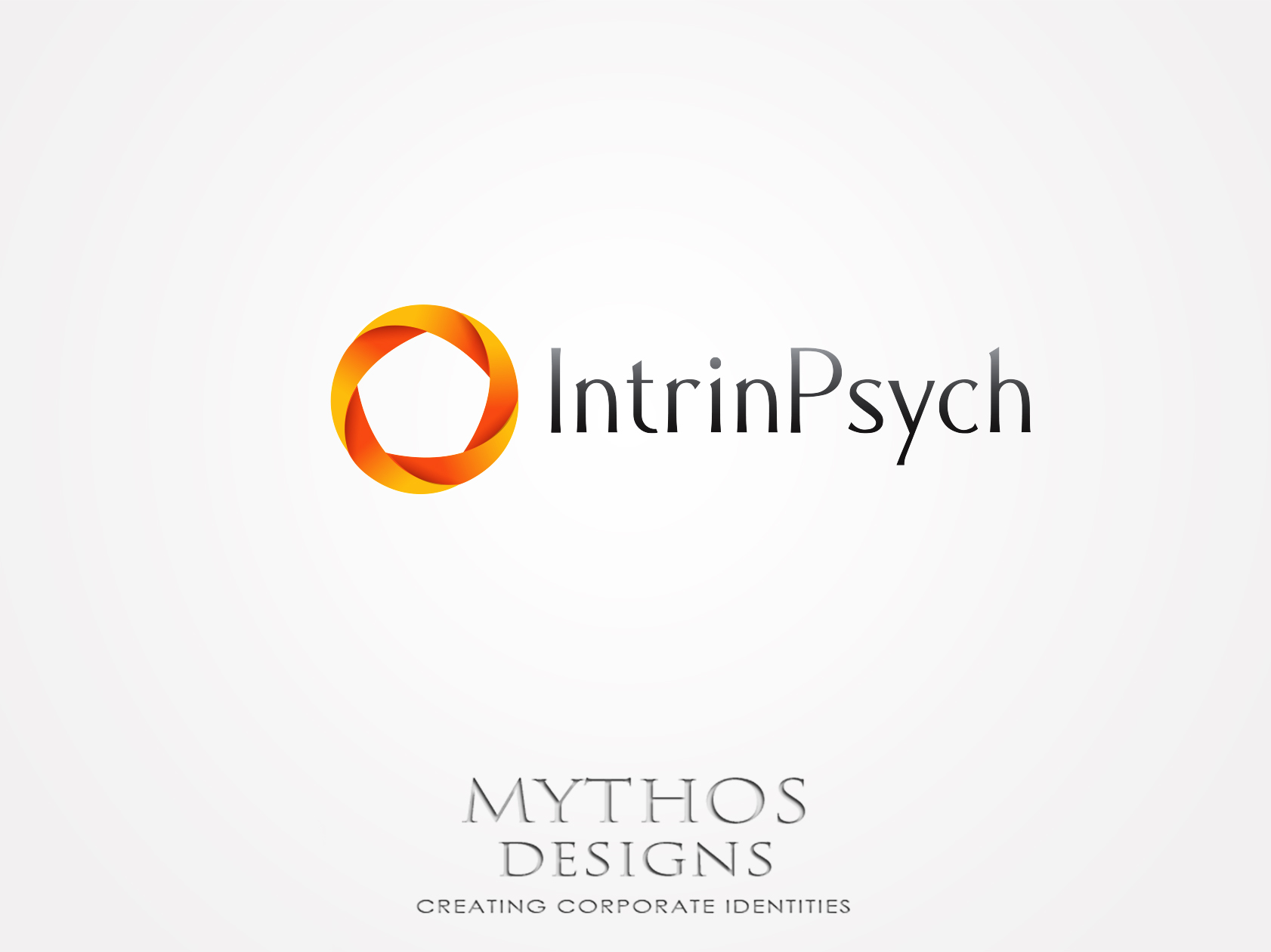 Logo Design by Mythos Designs - Entry No. 44 in the Logo Design Contest New Logo Design for IntrinPsych.