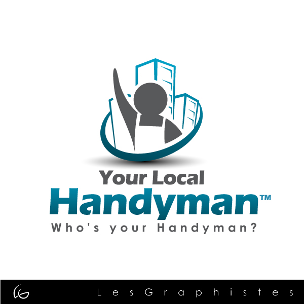 Logo Design by Les-Graphistes - Entry No. 22 in the Logo Design Contest YourLocalHandyman.