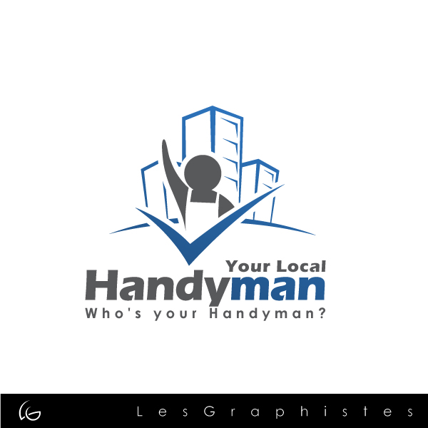 Logo Design by Les-Graphistes - Entry No. 23 in the Logo Design Contest YourLocalHandyman.