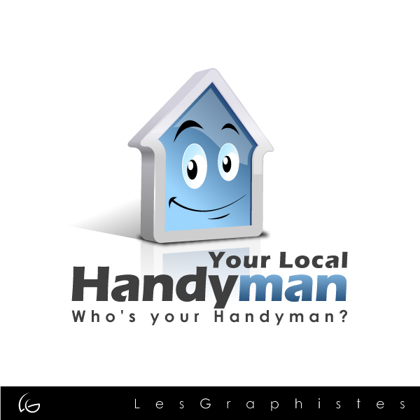 Logo Design by Les-Graphistes - Entry No. 24 in the Logo Design Contest YourLocalHandyman.