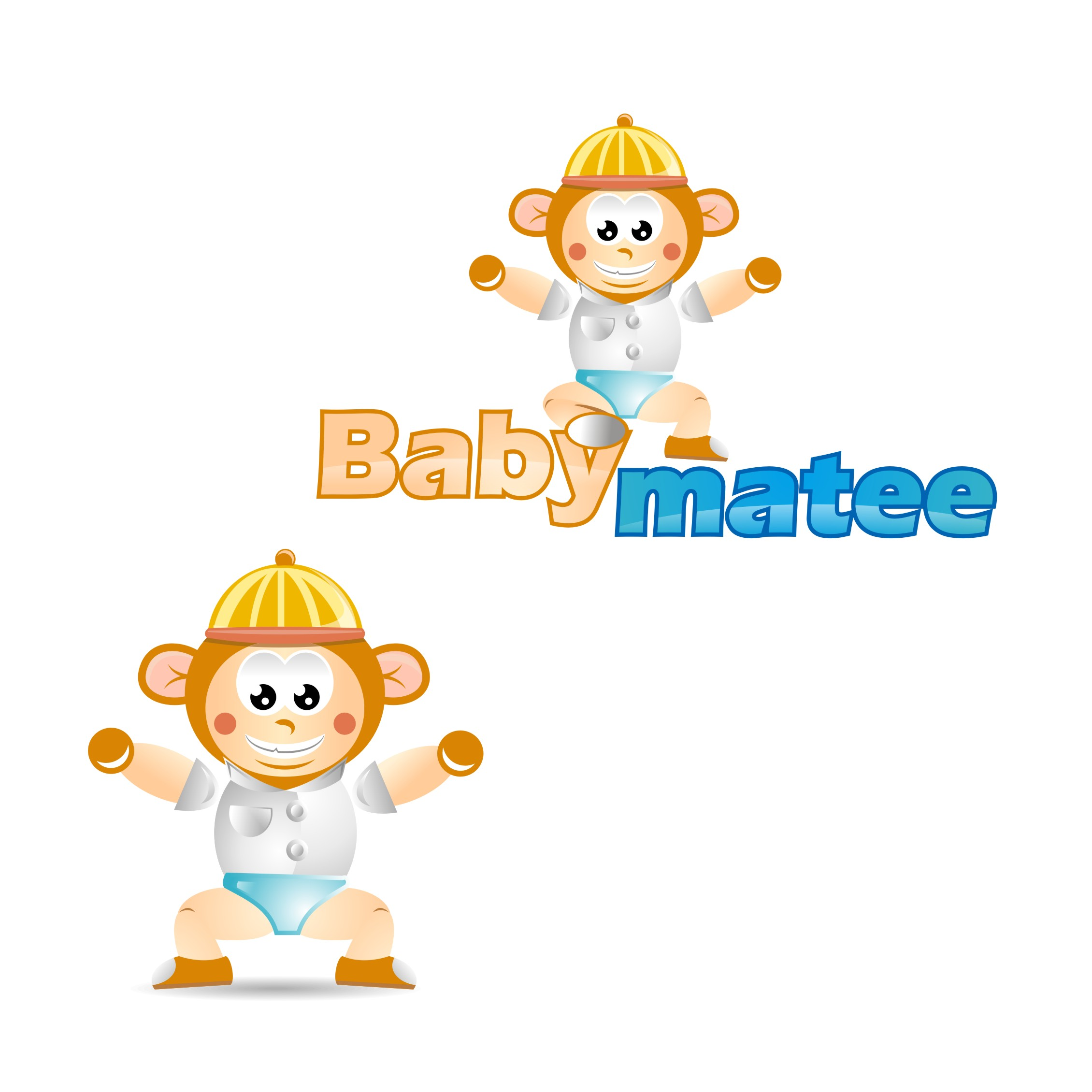 Custom Design by Deni Budiwan - Entry No. 5 in the Custom Design Contest Creative Custom Design for Babymatee.