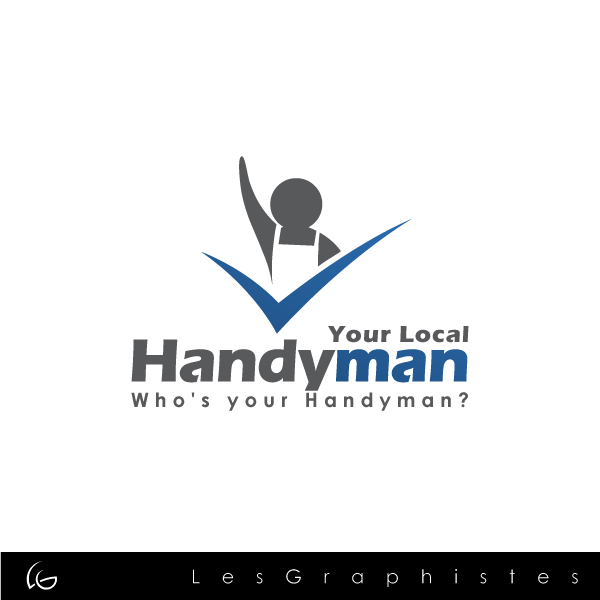 Logo Design by Les-Graphistes - Entry No. 25 in the Logo Design Contest YourLocalHandyman.