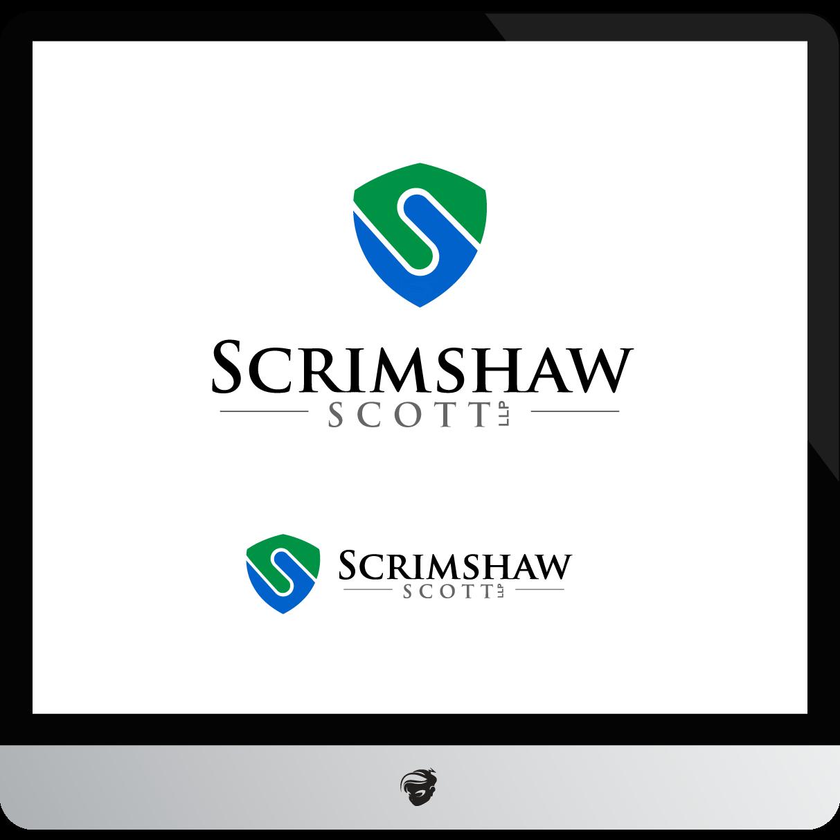 Logo Design by zesthar - Entry No. 73 in the Logo Design Contest Creative Logo Design for Scrimshaw Scott LLP.