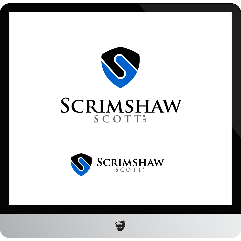 Logo Design by zesthar - Entry No. 74 in the Logo Design Contest Creative Logo Design for Scrimshaw Scott LLP.