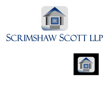 Logo Design by Private User - Entry No. 76 in the Logo Design Contest Creative Logo Design for Scrimshaw Scott LLP.