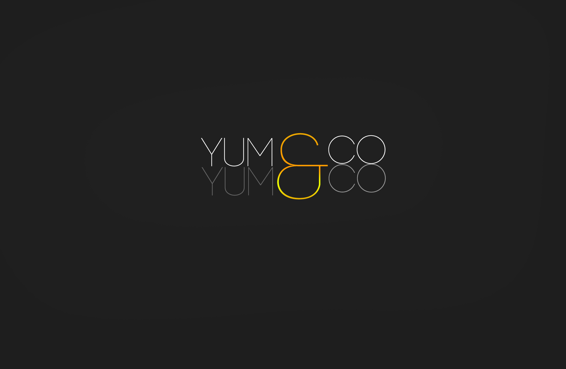 Logo Design by Jan Chua - Entry No. 23 in the Logo Design Contest Logo Design for YumYum & CoCo.