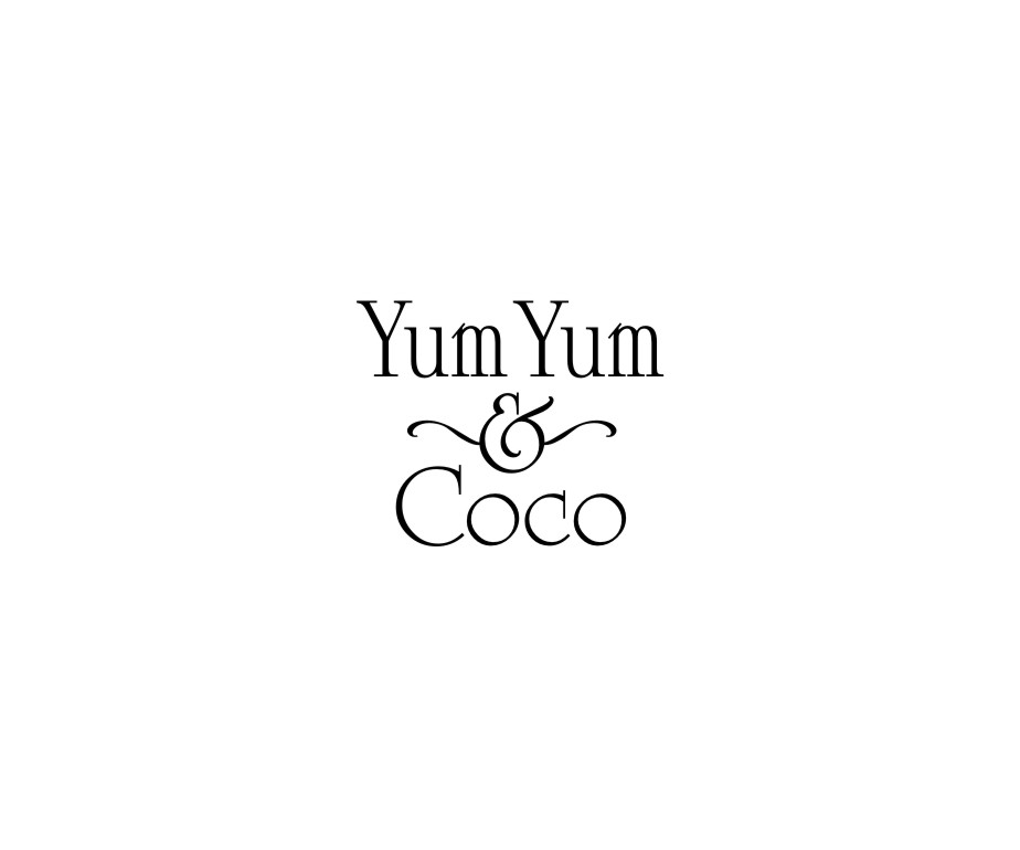 Logo Design by untung - Entry No. 24 in the Logo Design Contest Logo Design for YumYum & CoCo.
