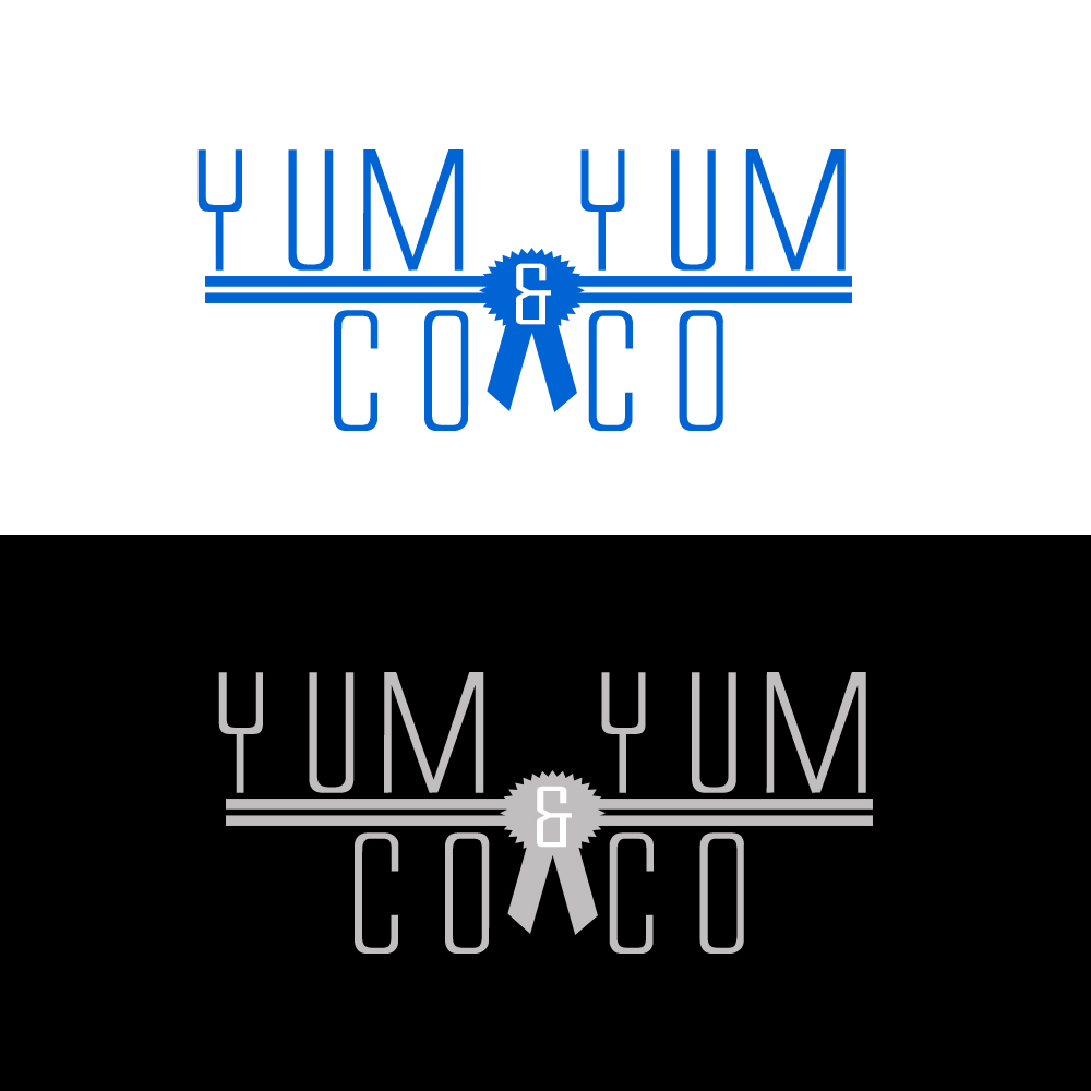 Logo Design by Charlies Pelones - Entry No. 27 in the Logo Design Contest Logo Design for YumYum & CoCo.