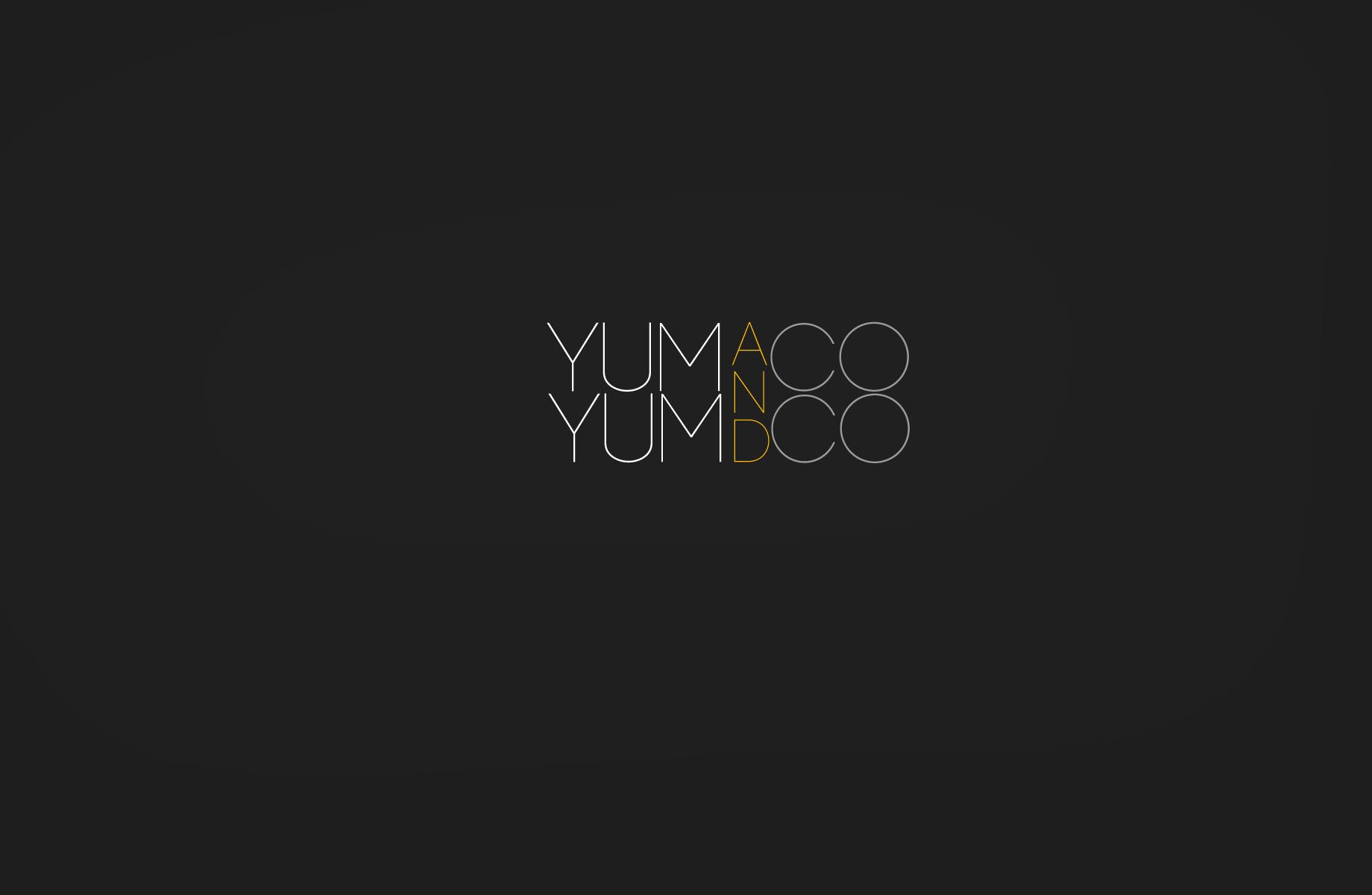 Logo Design by Jan Chua - Entry No. 32 in the Logo Design Contest Logo Design for YumYum & CoCo.