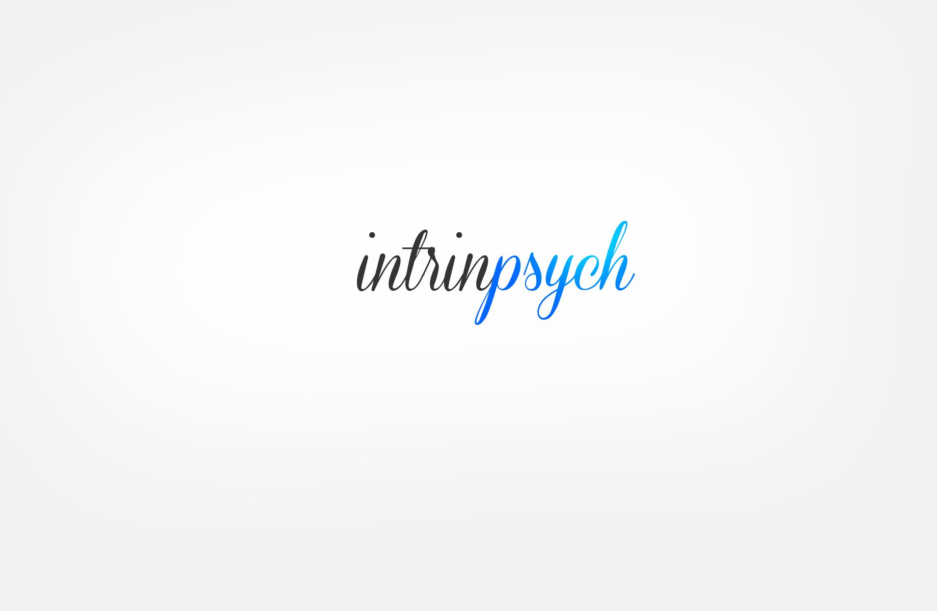 Logo Design by Jan Chua - Entry No. 56 in the Logo Design Contest New Logo Design for IntrinPsych.