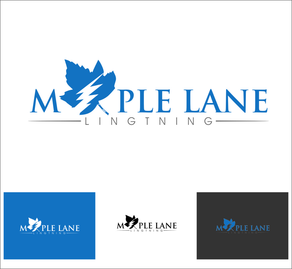 Logo Design by RoSyid Rono-Rene On Java - Entry No. 12 in the Logo Design Contest Maple Lane Logo Design.
