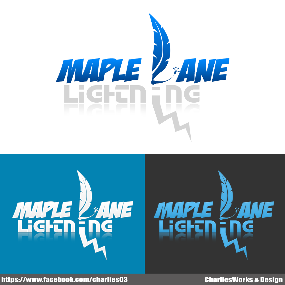 Logo Design by Charlies Pelones - Entry No. 18 in the Logo Design Contest Maple Lane Logo Design.