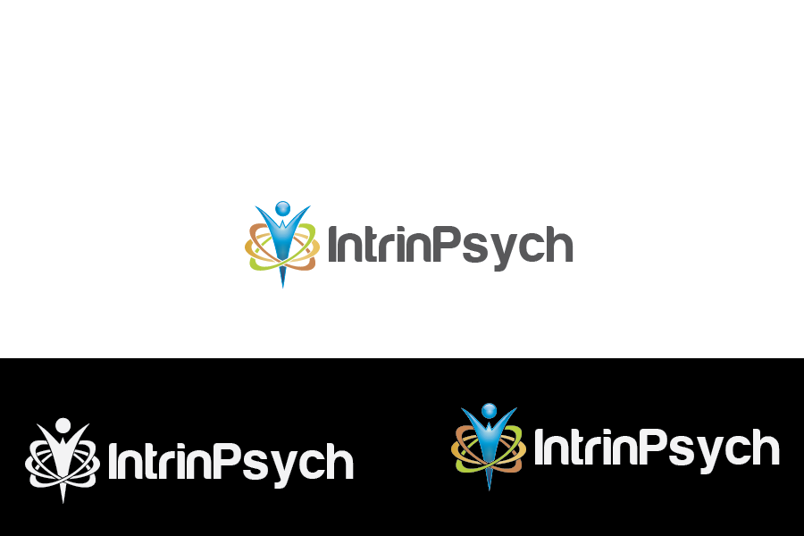 Logo Design by Digital Designs - Entry No. 60 in the Logo Design Contest New Logo Design for IntrinPsych.