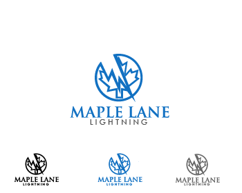 Logo Design by Private User - Entry No. 19 in the Logo Design Contest Maple Lane Logo Design.