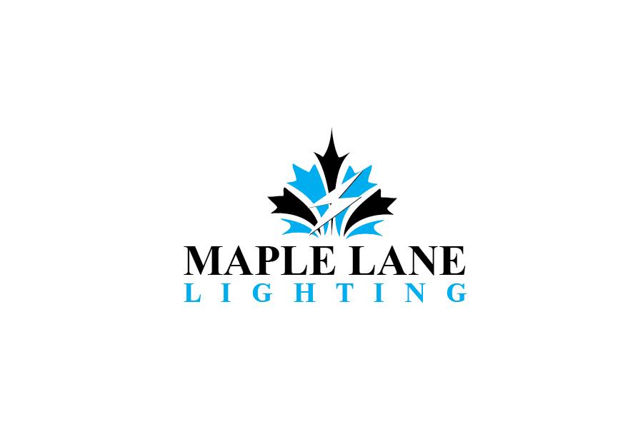 Logo Design by Private User - Entry No. 23 in the Logo Design Contest Maple Lane Logo Design.