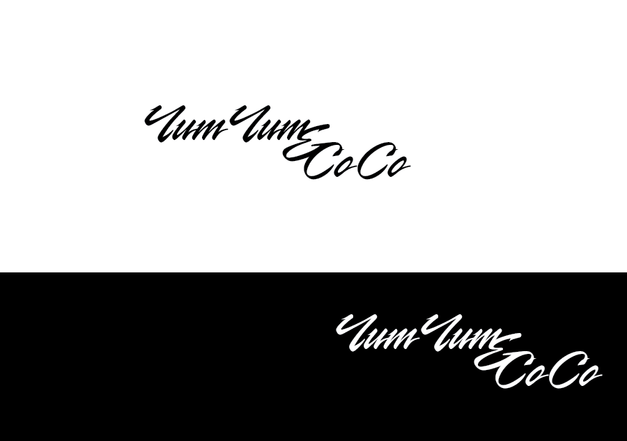 Logo Design by Private User - Entry No. 47 in the Logo Design Contest Logo Design for YumYum & CoCo.