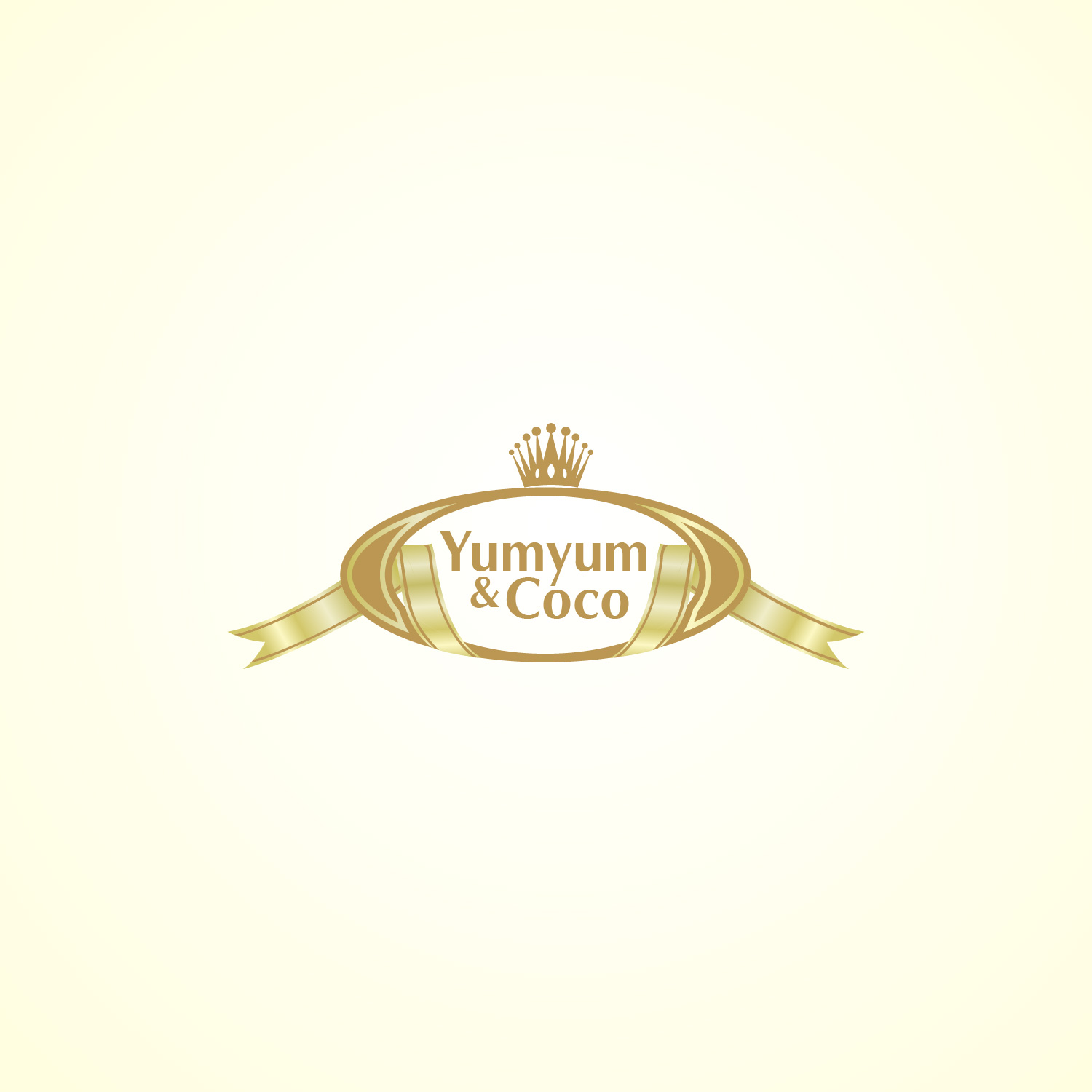 Logo Design by lagalag - Entry No. 48 in the Logo Design Contest Logo Design for YumYum & CoCo.