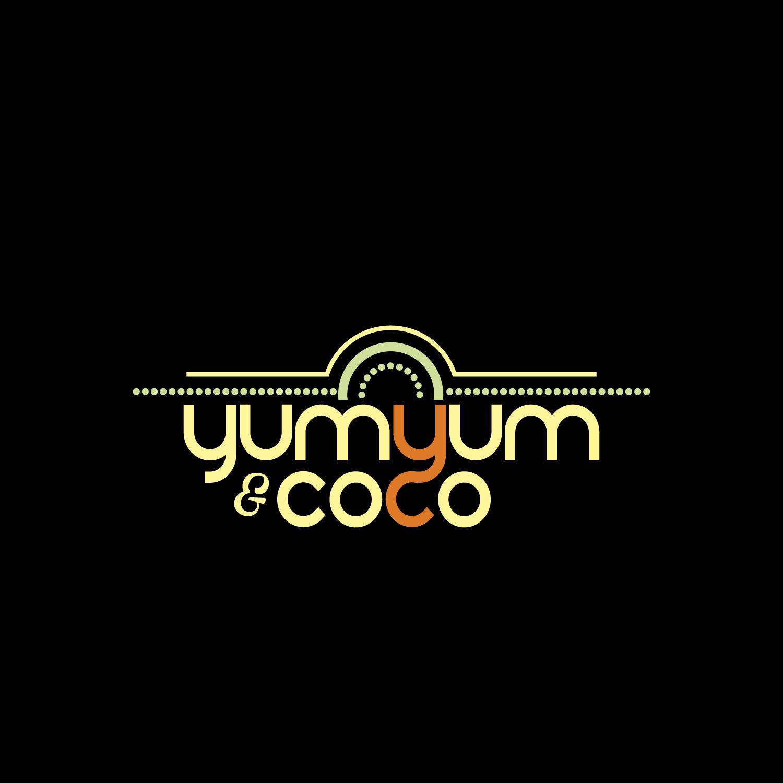 Logo Design by lagalag - Entry No. 49 in the Logo Design Contest Logo Design for YumYum & CoCo.