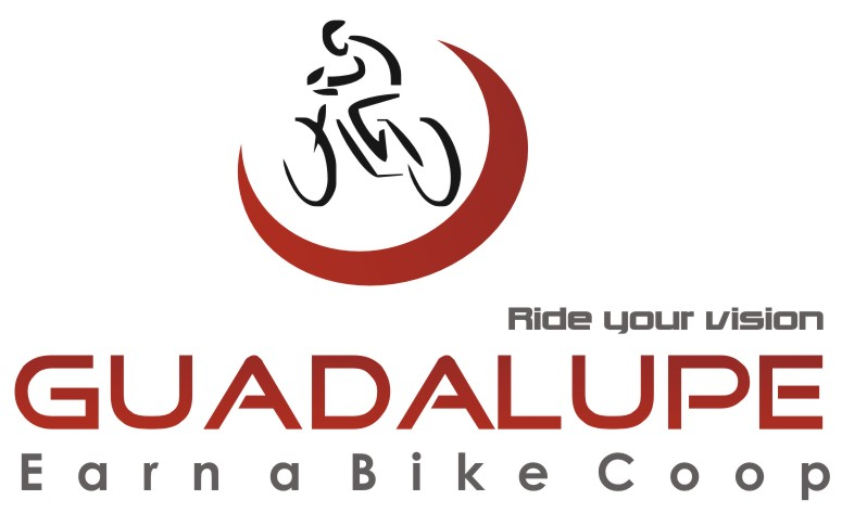 Logo Design by Arief Zuhud Romdhon - Entry No. 60 in the Logo Design Contest Inspiring Logo Design for Guadalupe Earn a Bike Coop..