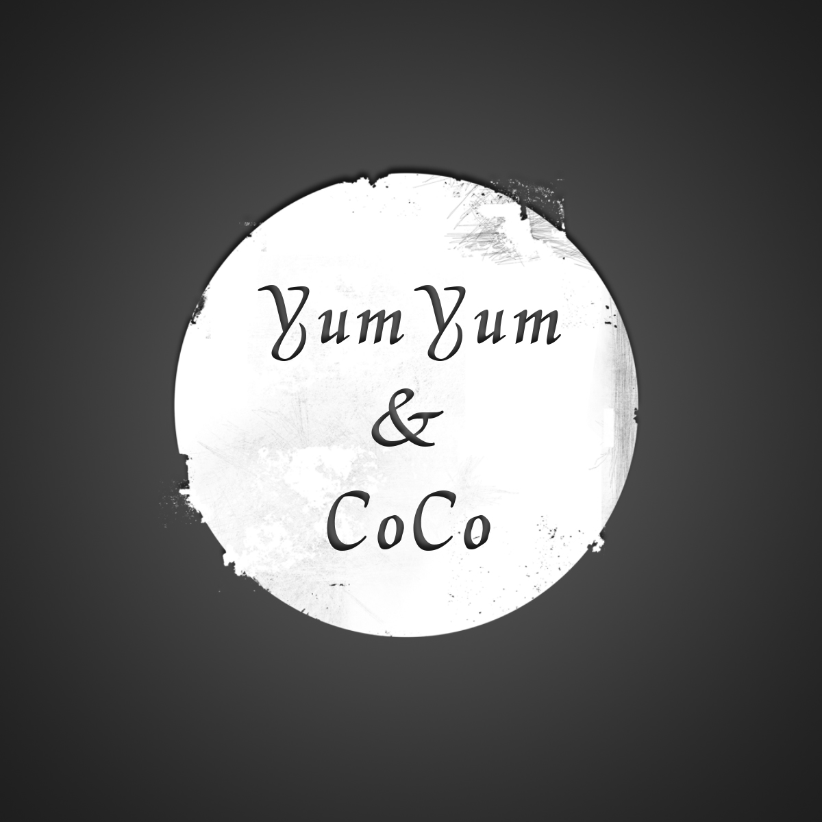 Logo Design by Viral Ramani - Entry No. 52 in the Logo Design Contest Logo Design for YumYum & CoCo.