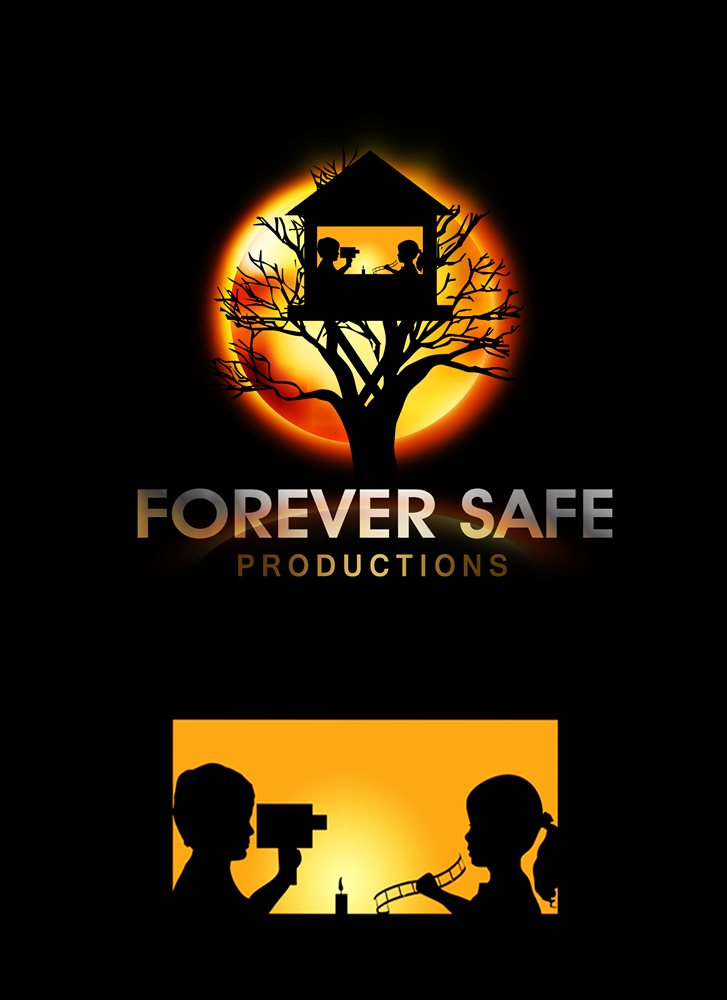 Logo Design by Respati Himawan - Entry No. 25 in the Logo Design Contest Inspiring Logo Design for Forever Safe Productions.