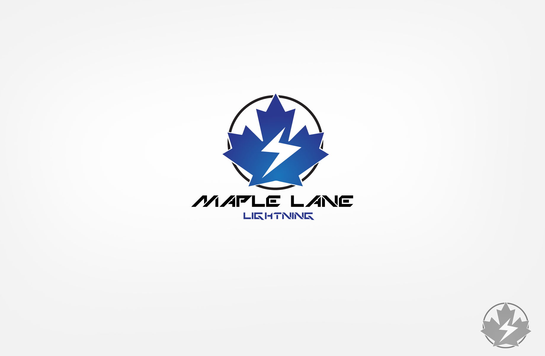 Logo Design by Jan Chua - Entry No. 27 in the Logo Design Contest Maple Lane Logo Design.