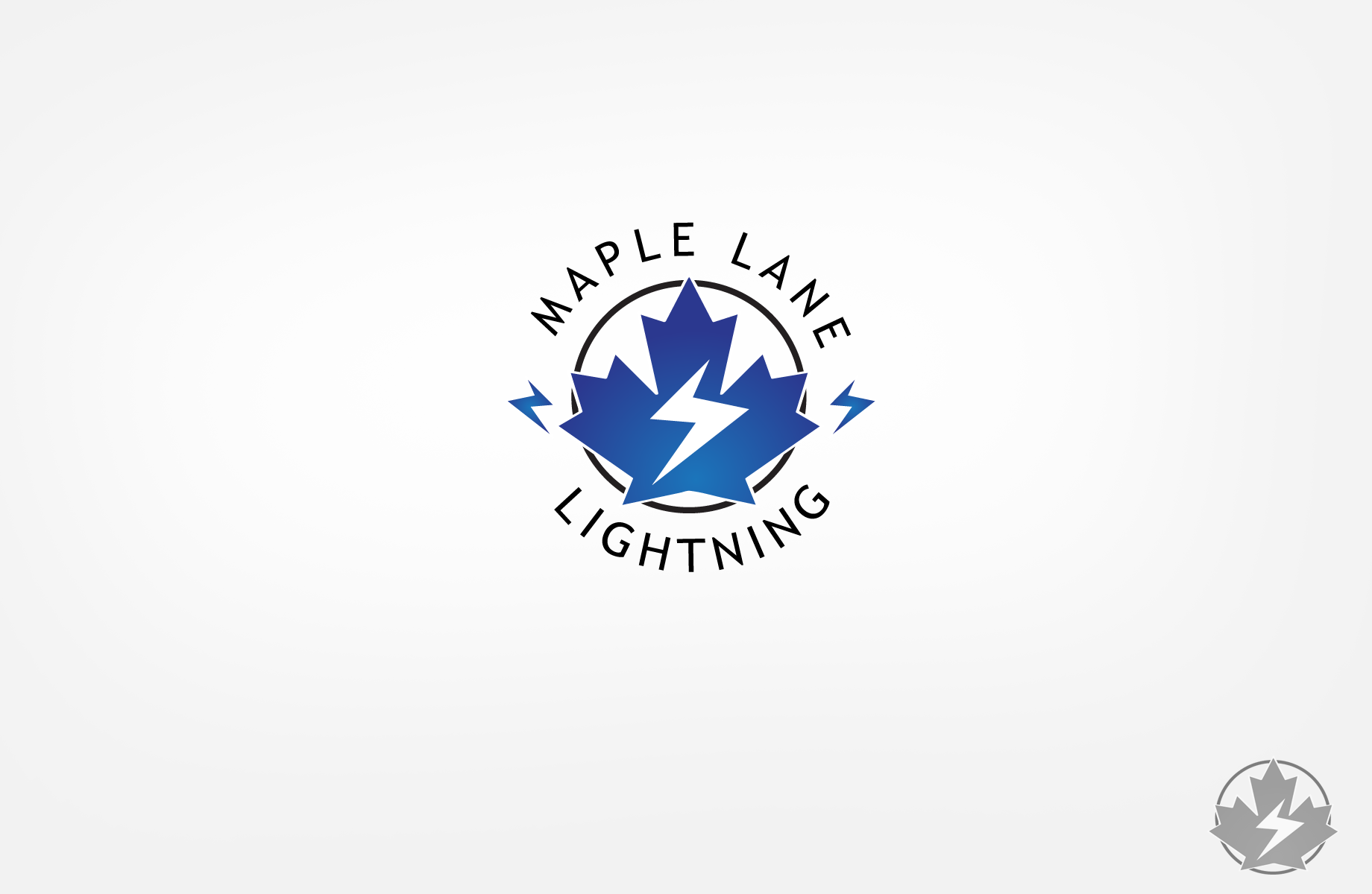 Logo Design by Jan Chua - Entry No. 28 in the Logo Design Contest Maple Lane Logo Design.