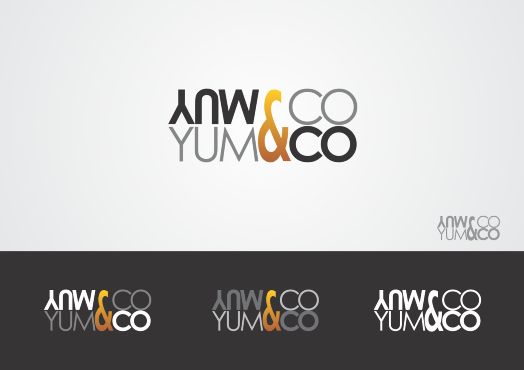 Logo Design by Private User - Entry No. 55 in the Logo Design Contest Logo Design for YumYum & CoCo.