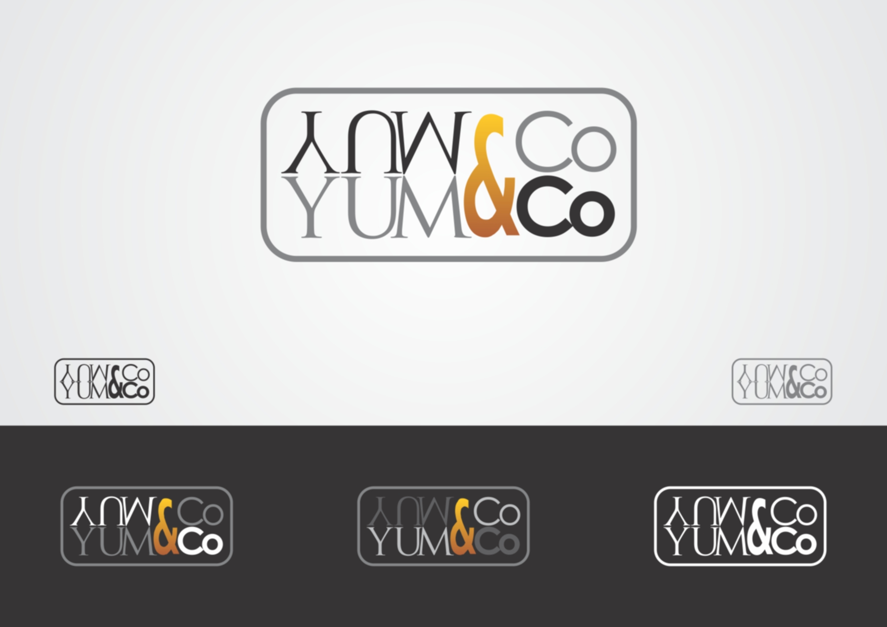 Logo Design by Private User - Entry No. 56 in the Logo Design Contest Logo Design for YumYum & CoCo.