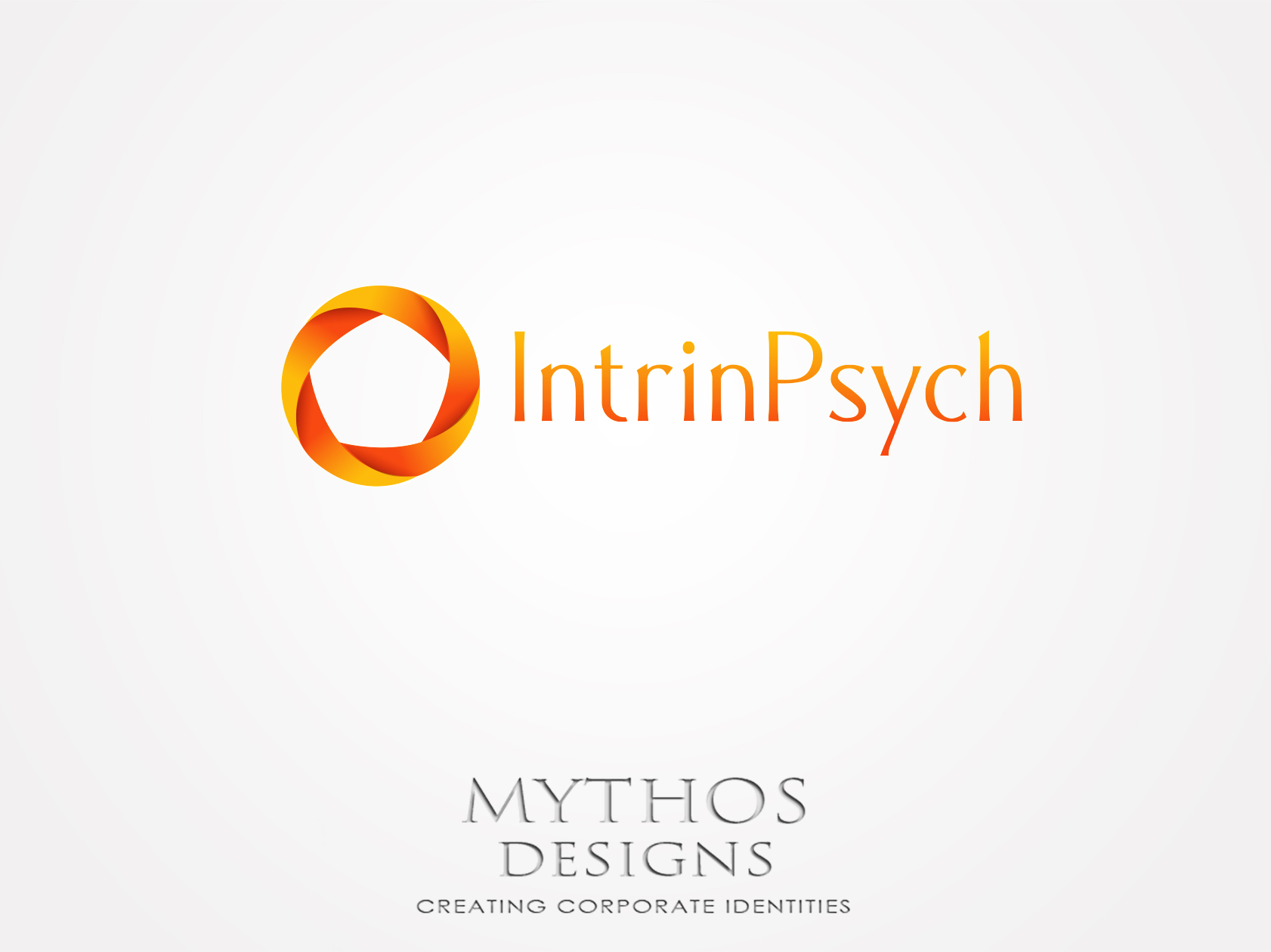 Logo Design by Mythos Designs - Entry No. 69 in the Logo Design Contest New Logo Design for IntrinPsych.