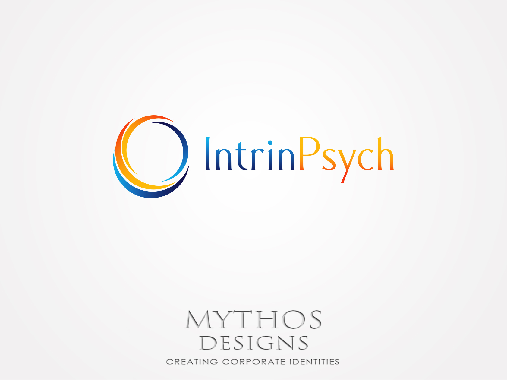 Logo Design by Mythos Designs - Entry No. 70 in the Logo Design Contest New Logo Design for IntrinPsych.