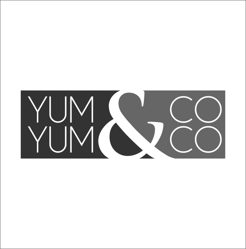 Logo Design by Ngepet_art - Entry No. 60 in the Logo Design Contest Logo Design for YumYum & CoCo.