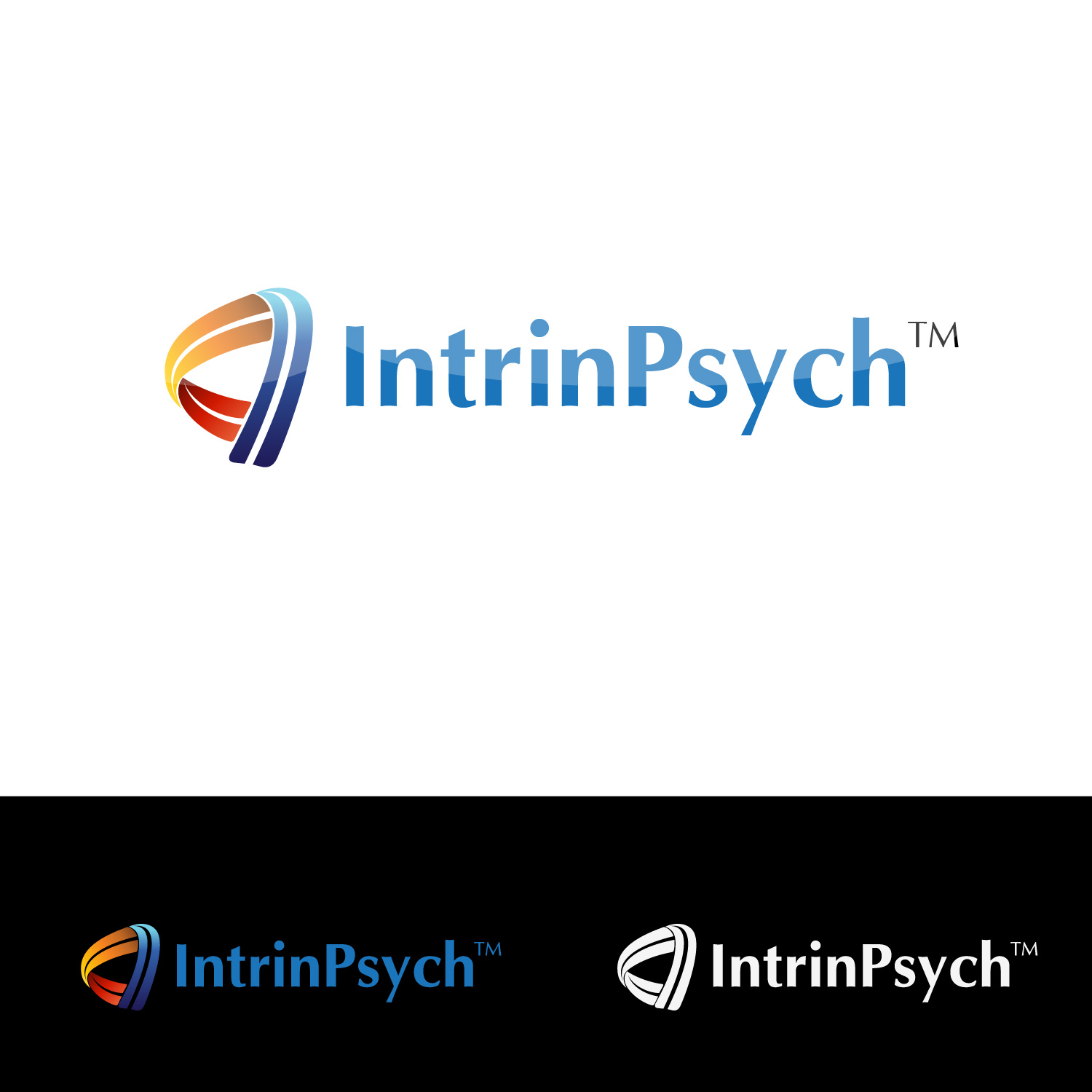 Logo Design by lagalag - Entry No. 74 in the Logo Design Contest New Logo Design for IntrinPsych.
